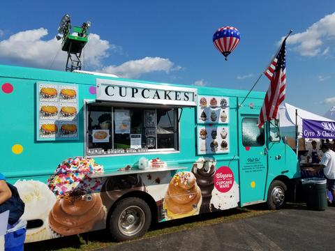 Cupcake Truck Arrives Friday, March 5